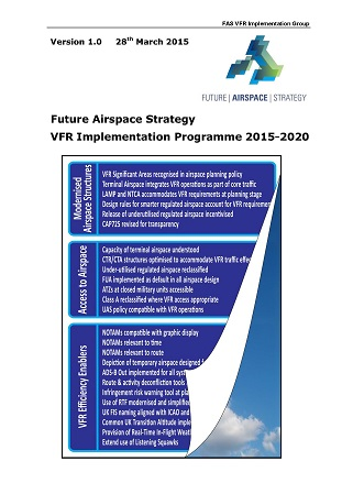 Future Airspace Strategy VFR Implementation Programme