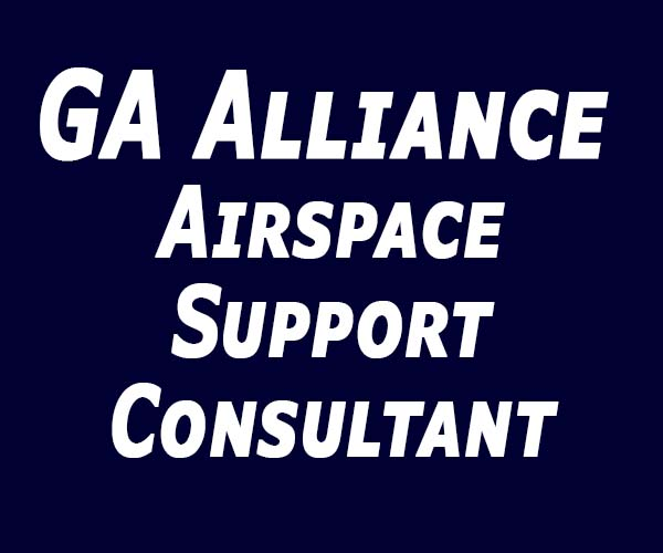 Opportunity - GA Alliance Airspace Support Consultant