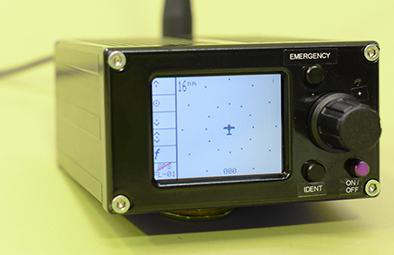 Low power ADS-B transceiver (LPAT)
